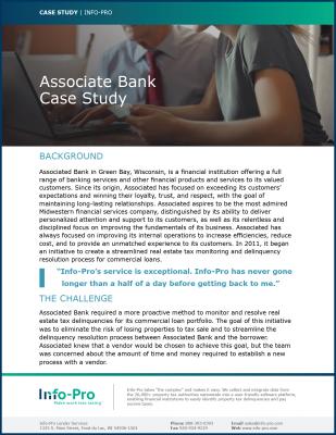 Associated Bank Case Study