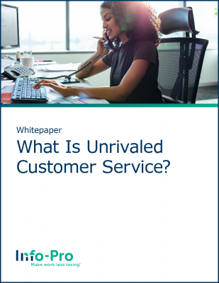 eBook: What is Unrivaled Customer Service