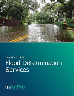 eBook: Buyer's Guide: Flood Determination Services