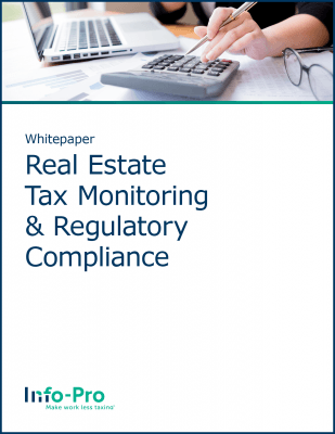 eBook: Real Estate Tax Monitoring and Regulatory Compliance