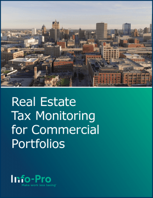 eBook: Real Estate Tax Monitoring for Commercial Portfolios