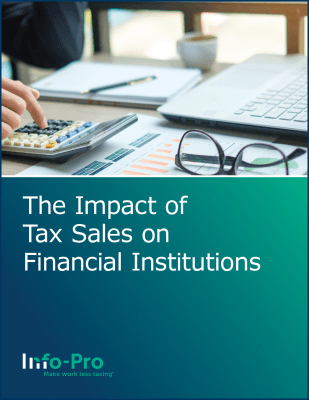 eBook: The Impact of Tax Sales on Financial Institutions