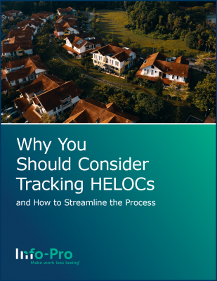 eBook: Why You Should Consider Tracking HELOCs and How to Streamline the Process
