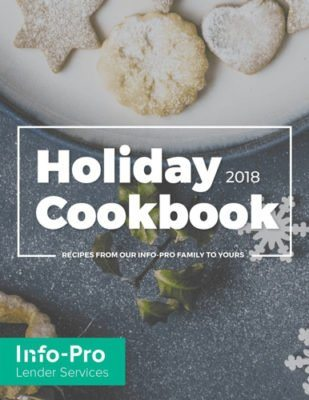 eBook: The Info-Pro 2018 Holiday Cookbook